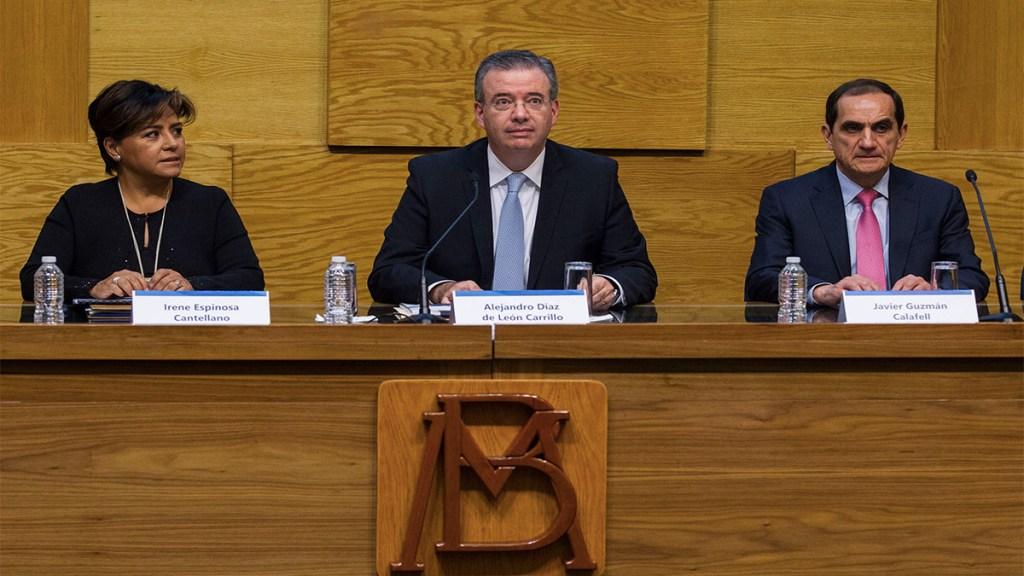 Paquete Económico 2020 debe generar confianza para la inversión: Díaz de León - crecimiento económico banco de méxico banxico