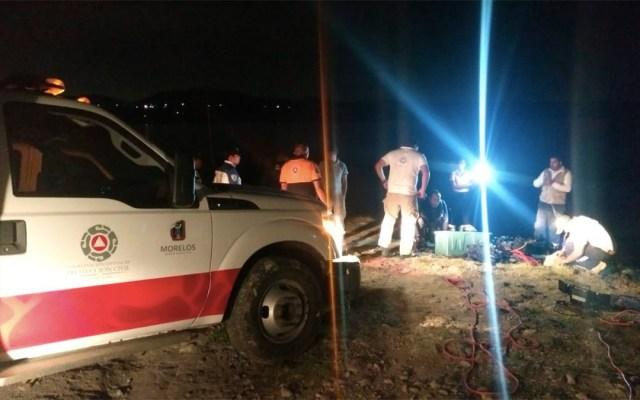 Hallan sin vida a menor desaparecida en Morelos - cuerpo menor localizada lago morelos