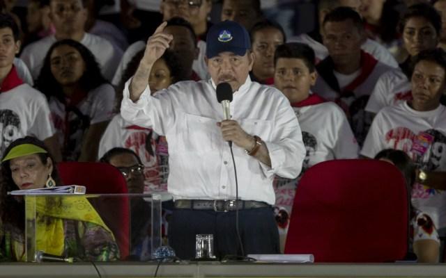 CIDH lamenta que gobierno de Nicaragua cancele negociaciones ante crisis - Foto de EFE