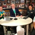 """Entrevista con medallistas de Juegos Panamericanos """"Lima 2019"""" - medallistas"""