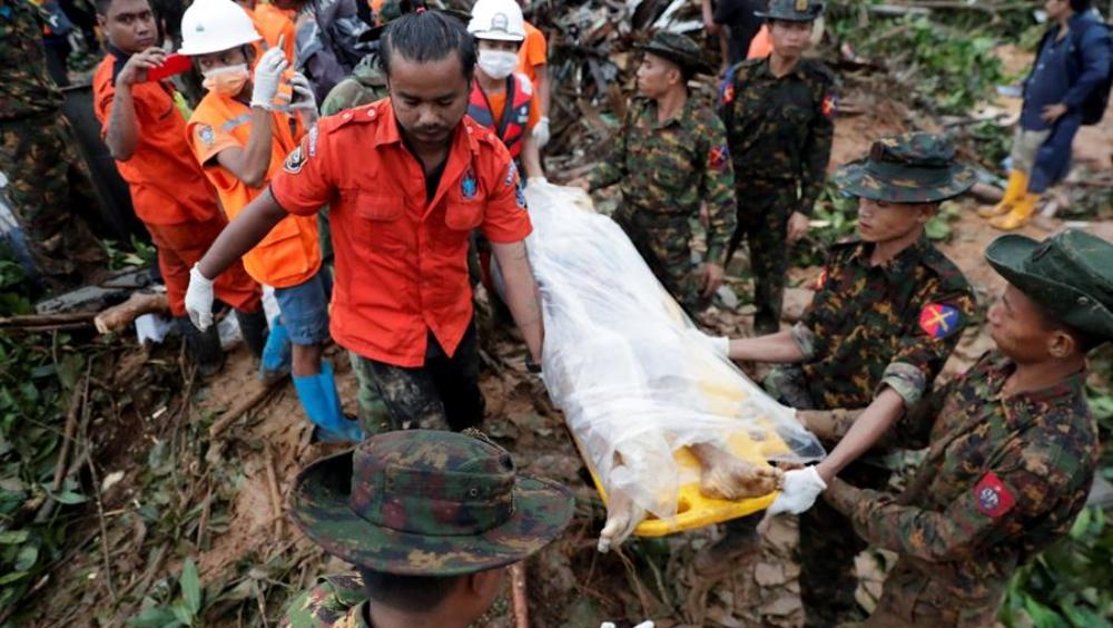 deslizamiento myanmar
