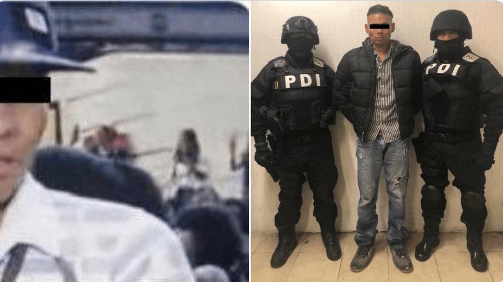 Detienen al agresor del periodista Juan Manuel Jiménez