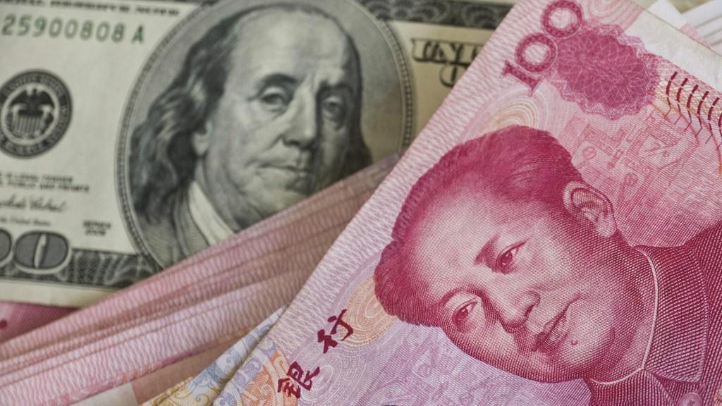 Pekín condena sanciones de EE.UU. a entidades chinas - Dólar Estados Unicos dólares China Yuan moneda divisas