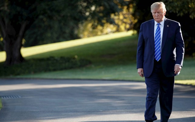 Trump declara emergencia en Florida por Dorian - Donald Trump Estados Unidos Florida