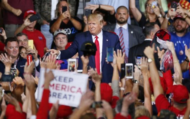 Trump sostiene que hablará pronto con el presidente de China - Foto de EFE