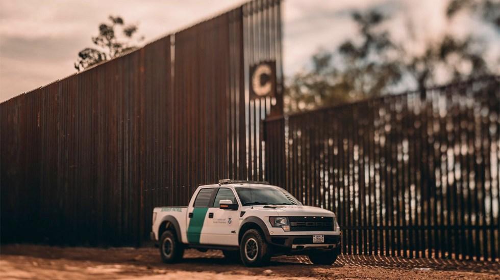 Se han construido 114 km de muro bajo la administración deTrump: CBP - donald trump muro fronterizo