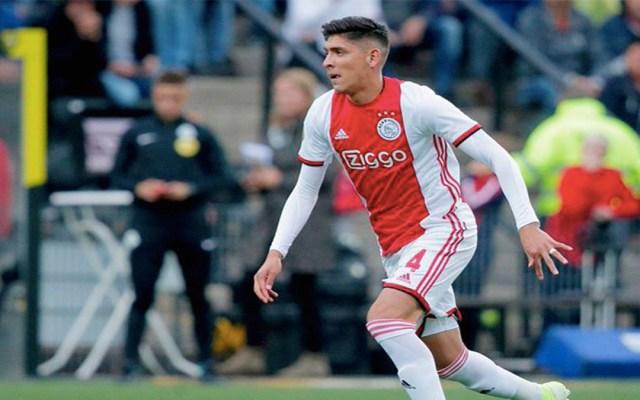 Incluyen a Edson Álvarez en el 11 ideal de refuerzos de la Eredivisie - edson álvarez refuerzos eredivisie