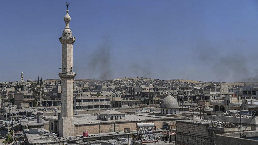 Ejército sirio intensifica ataques a último bastión rebelde: ONG - Ejercito sirio ataques