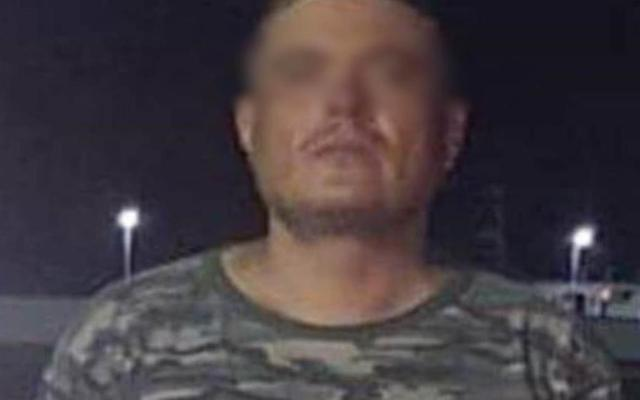 Dan tercer auto de formal prisión a presunto líder de Los Rojos - Santiago 'M', alias 'El Carrete'. Foto Especial.