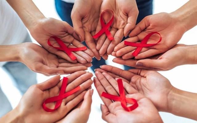 OMS emite nuevas recomendaciones para detección del VIH - El lazo rojo simboliza la lucha contra el VIH Sida. Foto de Mexico.com