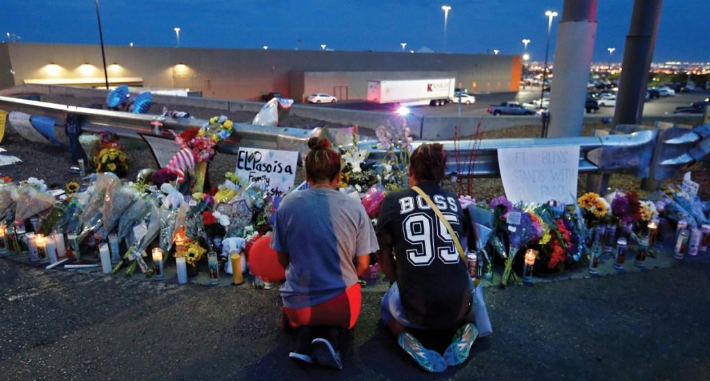 Muere una víctima más del tiroteo contra latinos en El Paso, Texas - Foto de EFE