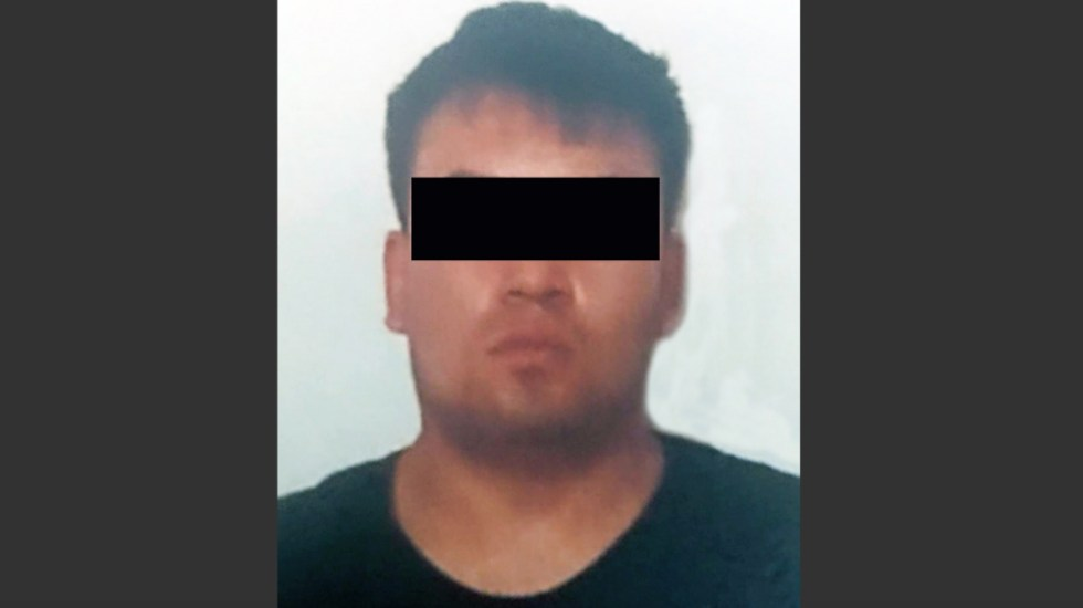 Detienen a presunto líder de sicarios del Cártel de Tláhuac - Foto de PGJ CDMX