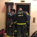 #Video Hombre muere aplastado por elevador en edificio de lujo en NY