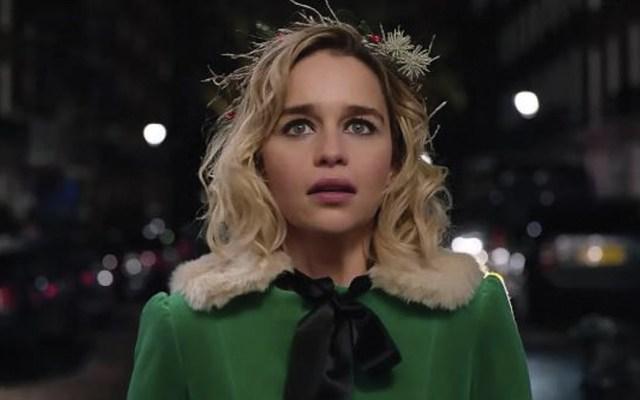 #Video El avance de 'Last Christmas' con Emilia Clarke - Foto de internet