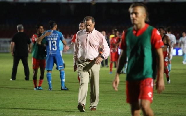 Querétaro golea a Veracruz a domicilio - Foto de Mexsport