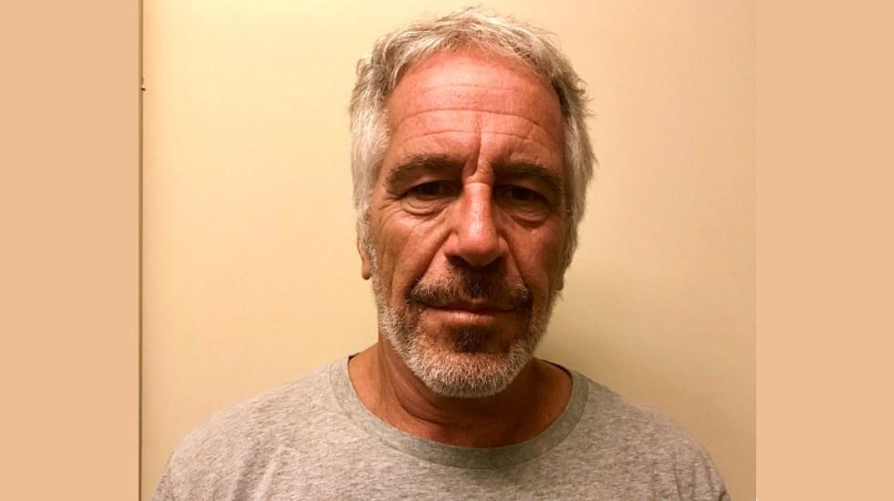 Muerte de Jeffrey Epstein se filtró primero por el foro 4chan - Epstein