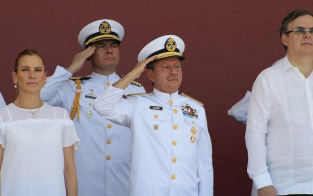 Marina no dará la espalda a nuevas generaciones: Ojeda Durán - Foto de @AlmiranteSrio