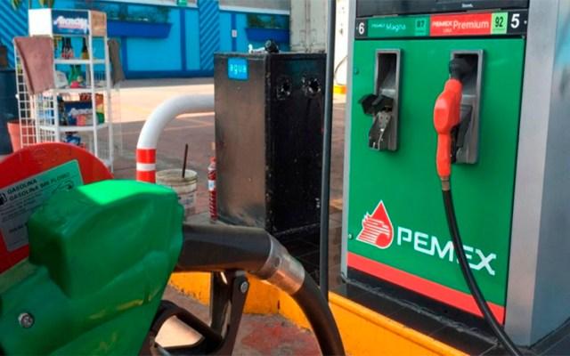 Hacienda disminuye estímulo fiscal a la gasolina Magna - estímulo fiscal gasolina magna