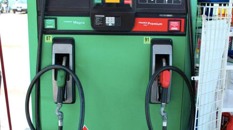 Hacienda aumenta el estímulo fiscal a la gasolina Magna y el diésel - estímulos fiscales combustibles
