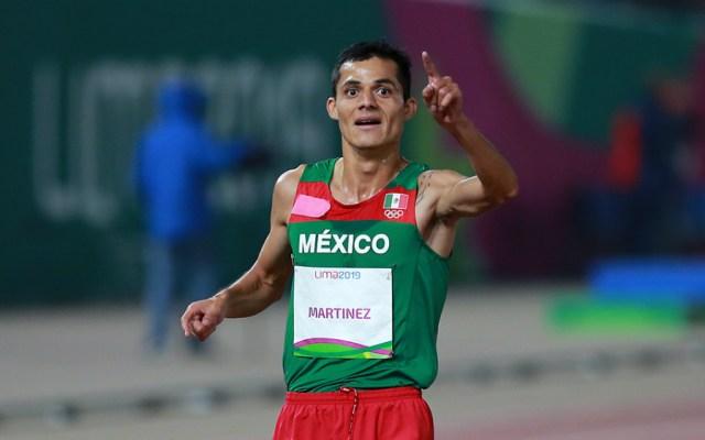 El sueño del corredor Fernando Martínez es ahora Tokio 2020 - Fernando Martínez Lima 2019