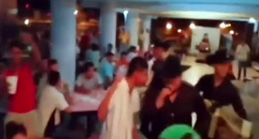Suspenden a director de cárcel de Chiapas donde reos hicieron fiesta - reos