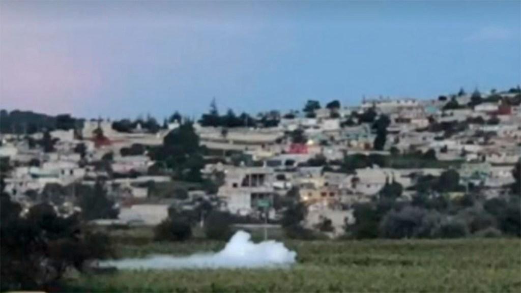 Cierran autopista Puebla-Orizaba por fuga de gas LP. Noticias en tiempo real