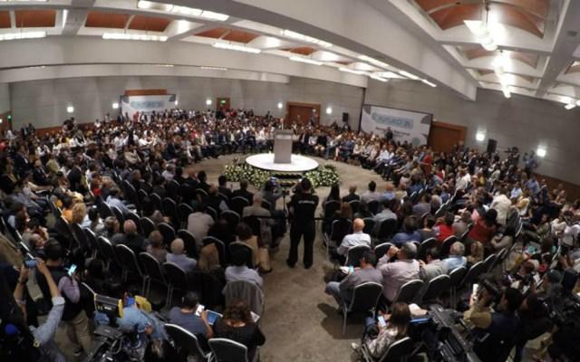 Futuro 21 celebra primera asamblea con mensaje hacia gobierno de AMLO - Foto de Futuro 21