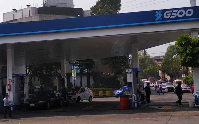 Cofece multa a G500 por incumplir plazo para entrega de reporte de ventas - G500 gasolineras gasolina