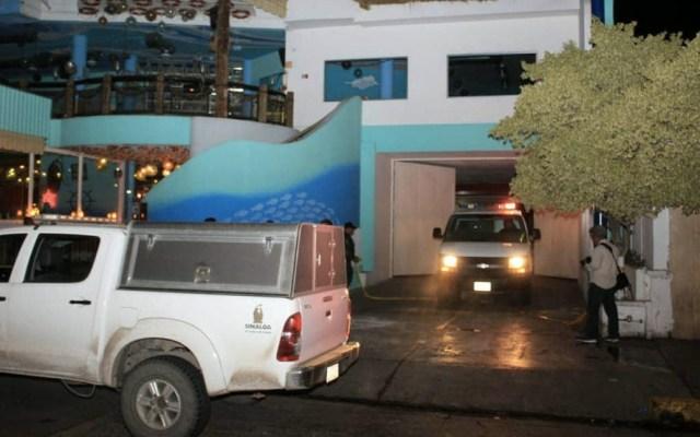 Asesinan a gerente de restaurante frente a Fiscalía de Sinaloa - Gerente culiacán asesinato estacionamiento Sinaloa