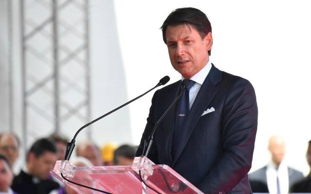 Giuseppe Conte anuncia dimisión como primer ministro de Italia - Giuseppe Conte. Foto de EFE/ EPA/ LUCA ZENNARO.
