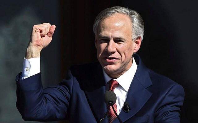 Gobernador de Texas usó discurso antimigrante previo a tiroteo en El Paso - gobernador de Texas Gregg Abbott