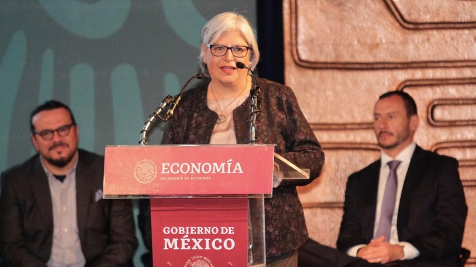 T-MEC no puede entrar en vigor sin armonizar leyes: Graciela Márquez - Graciela Márquez Colín Secretaría Economía