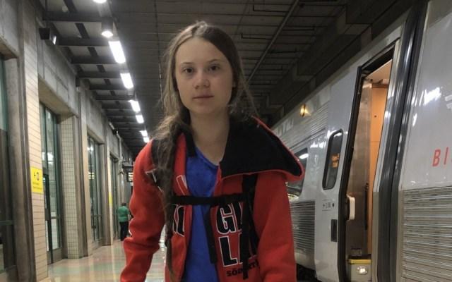 Greta Thunberg parte a Ginebra previo a gira contra crisis climática - Greta Thunberg