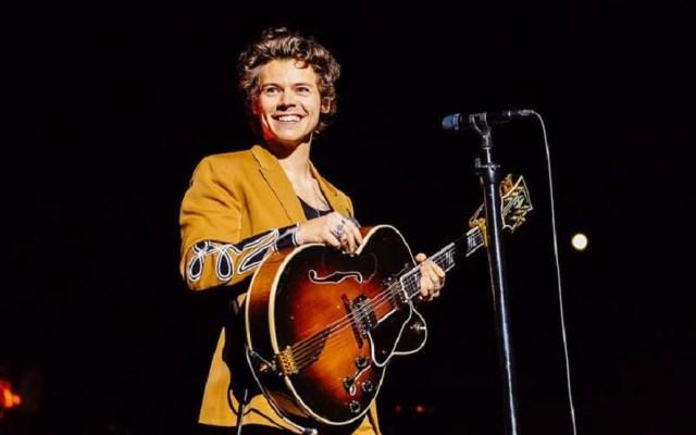 Harry Styles rechaza ser el príncipe Eric en 'La sirenita' - Harry Styles. Foto de @harrystyles