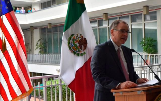 Embajada de EE.UU. homenajea a víctimas de masacre en El Paso - homenaje víctimas de el paso embajada de estados unidos en méxico
