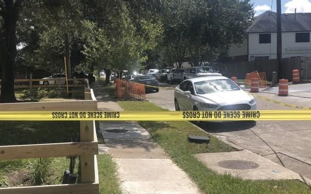 Tiroteos en Houston y Los Ángeles dejan un muerto y cuatro heridos - Foto de Twitter