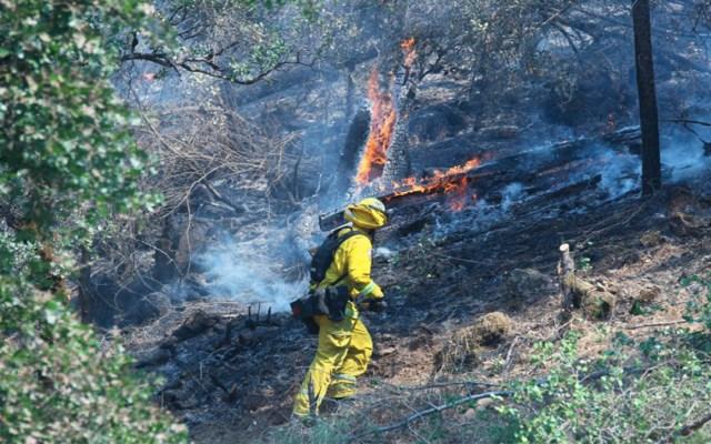 Evacuan a más de 4 mil personas en California por incendio forestal - incendio forestal california
