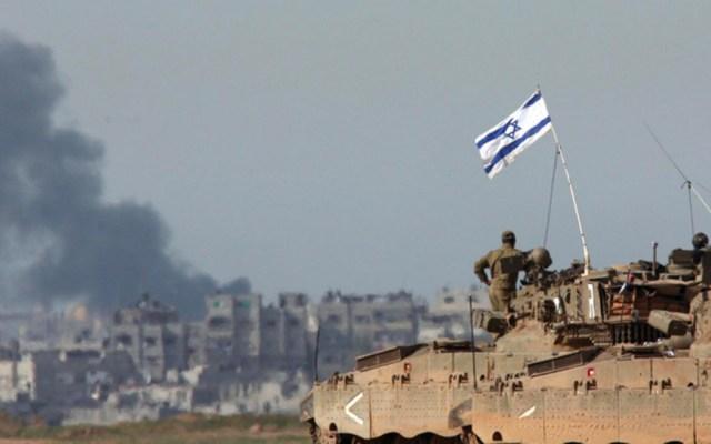 Israel bombardea puesto de observación de Hamás en Gaza - israel