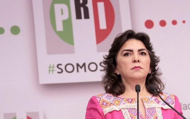 Ivonne Ortega renuncia al PRI - ivonne ortega