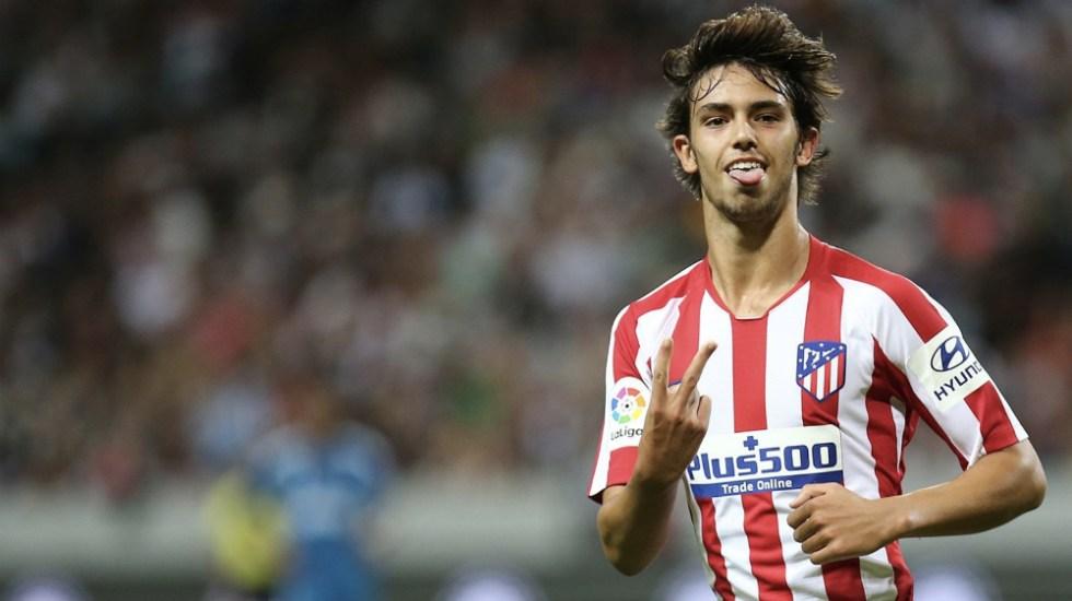Joao Félix estaría mejor fuera de Atlético de Madrid: exjugador del Benfica - Joao Felix Atletico de Madrid