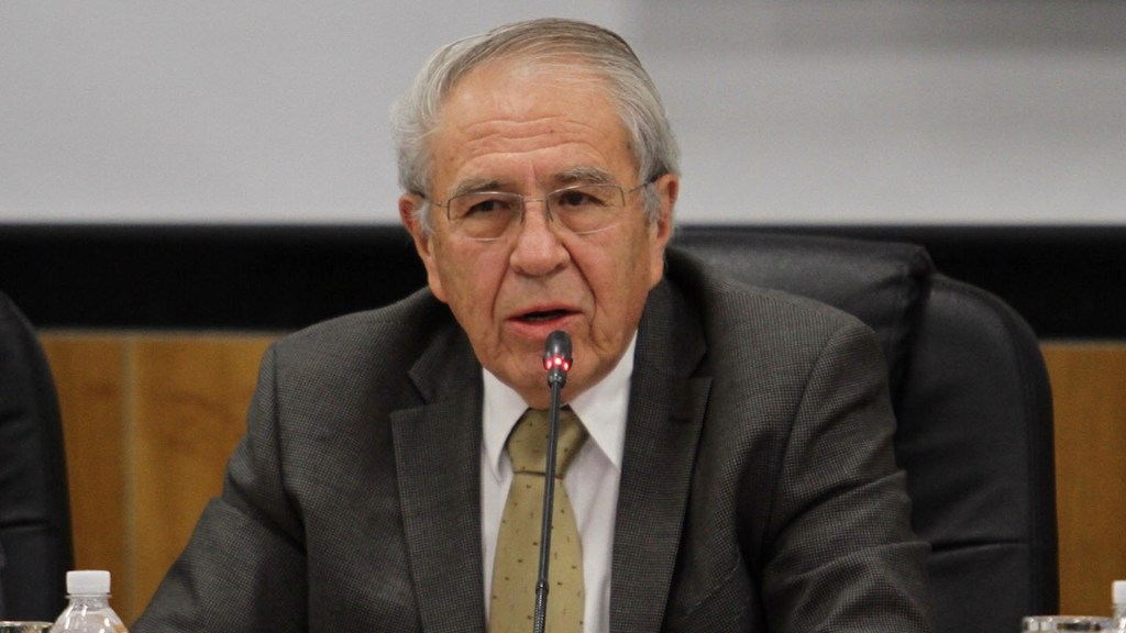 Jorge Alcocer no estuvo en reunión de Gabinete con AMLO - Jorge Alcocer Salud Secretario