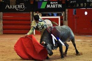 Ocho con Ocho: La alegría del toreo - José Alberto Ortega. Foto Ángel Sainos.