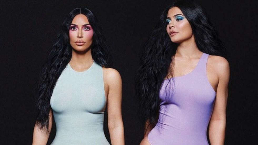 Kim Kardashian aparece en fotografía con seis dedos en el pie - Foto de Instagram
