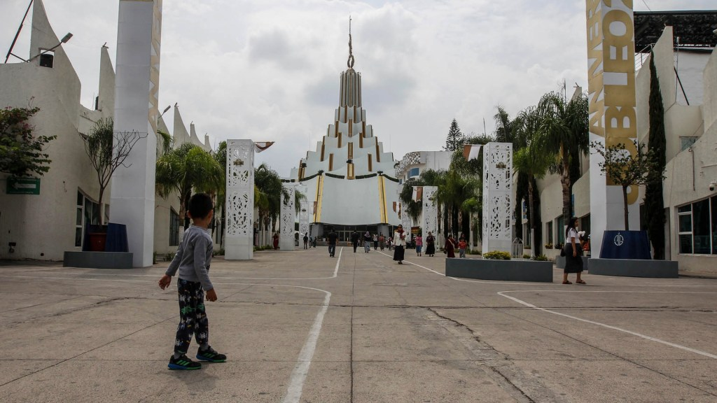 La Iglesia de la Luz del Mundo se mantiene sin acceso a sus cuentas, confirma UIF - La Luz del Mundo iglesia Guadalajara