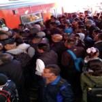 Se arroja mujer a vías del Metro Hidalgo