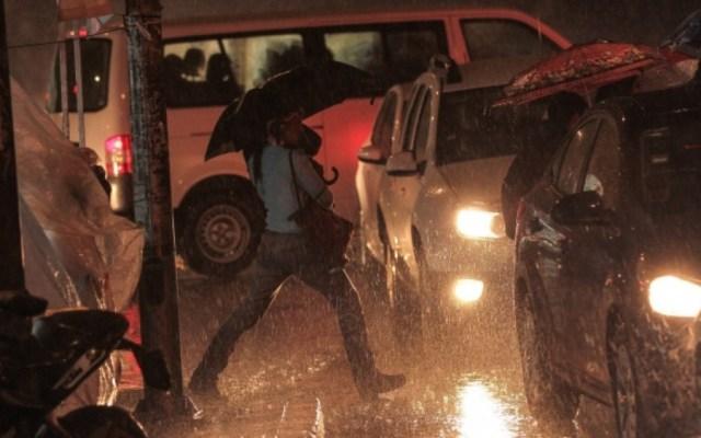 Prevén lluvias este sábado en la mayor parte del país - lluvias