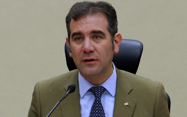 Falta de presupuesto pone en riesgo elecciones de 2021: INE - Lorenzo Córdova