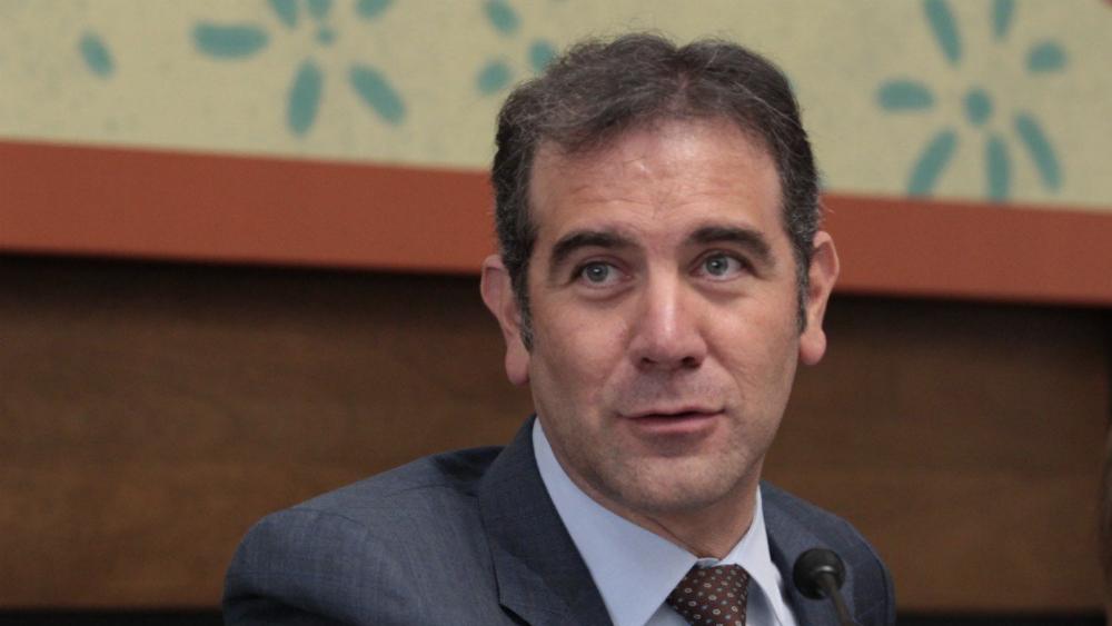 Lorenzo Córdova comparecerá ante diputados el 5 de noviembre - Lorenzo Cordova INE