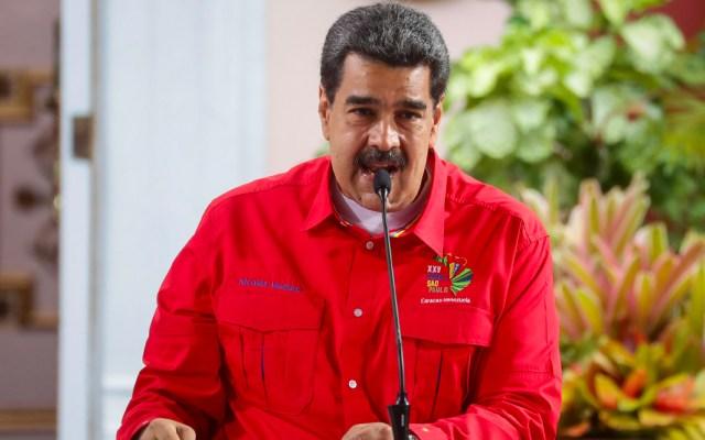 """""""Trump le hace a Venezuela lo que Hitler le hizo al pueblo judío"""": Maduro - maduro"""