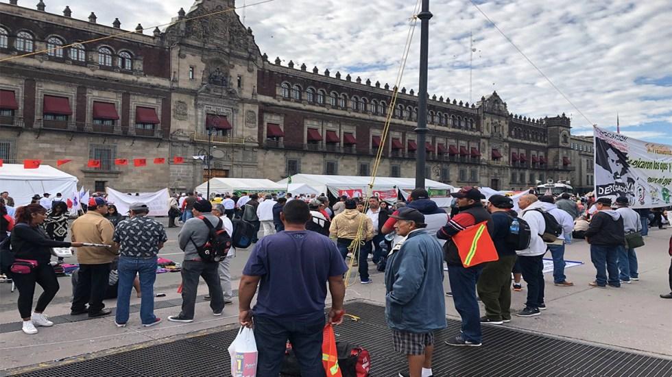 Prevén cinco movilizaciones en la Ciudad de México - movilizaciones Ciudad de México